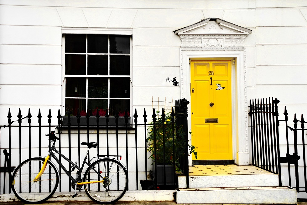 londra in bicicletta flickr
