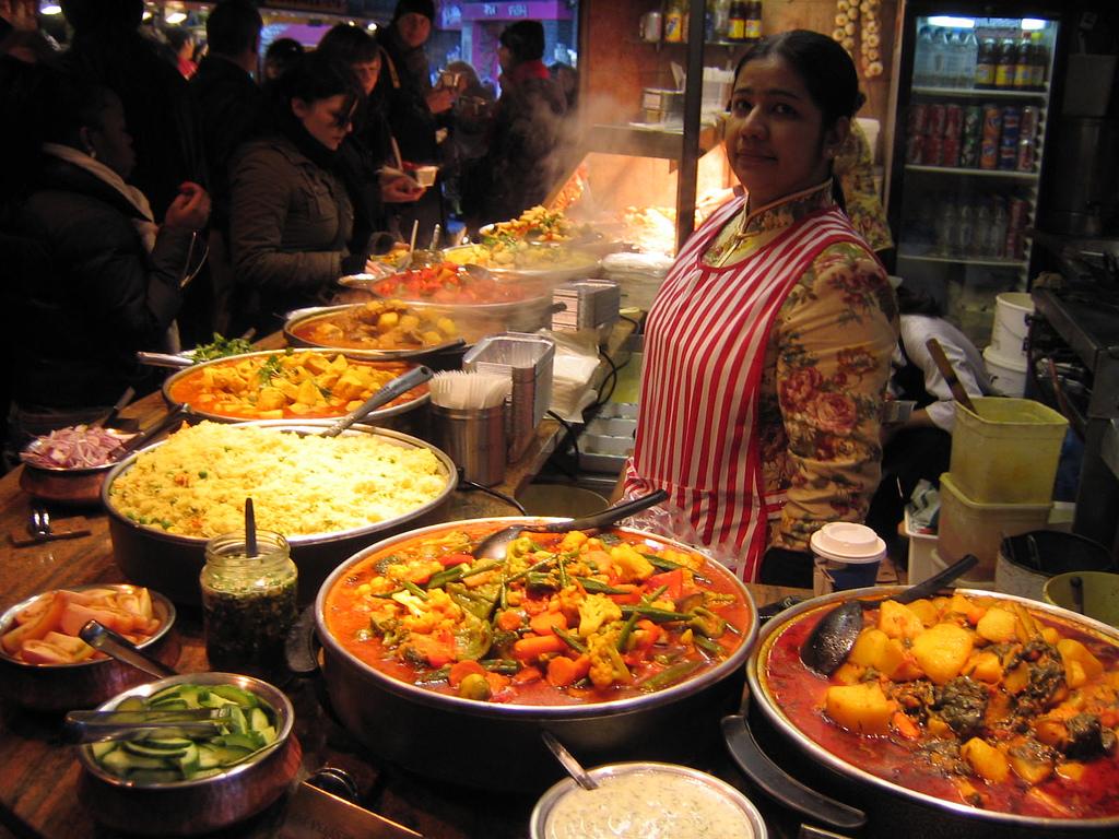 Camden town visita il quartiere pi alternativo di londra for Food bar t zone