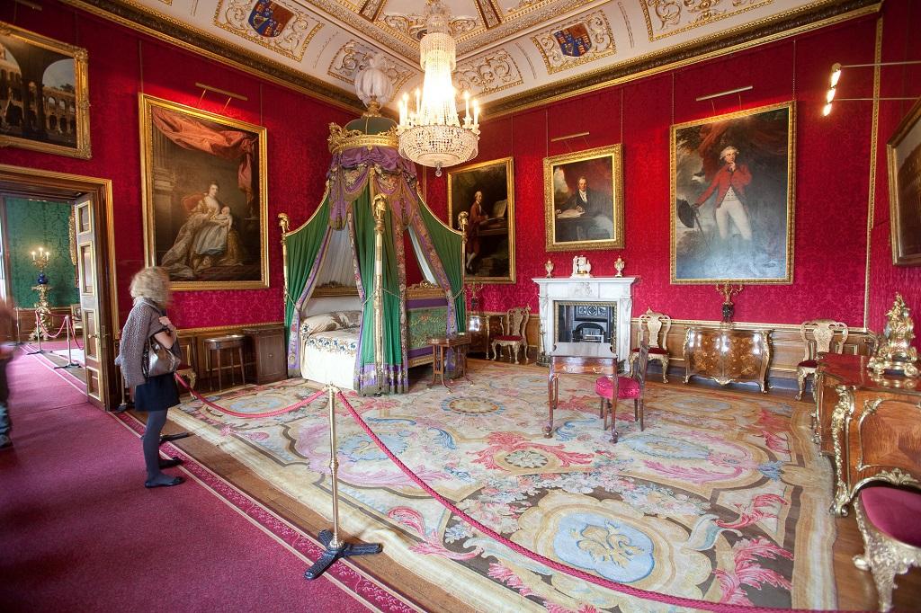 Visita il castello di windsor orari e prezzi dei biglietti for Planimetrie della camera a castello