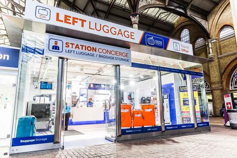 Euston Lost Property Office
