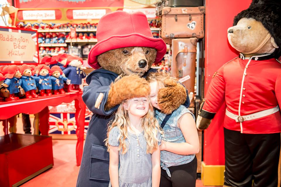 Hamleys toy shop il negozio di giocattoli pi grande di for Piani di costruzione di negozi gratuiti