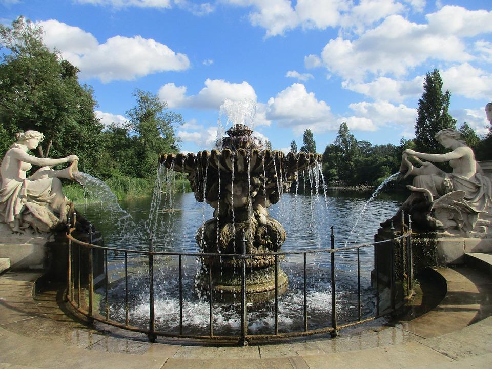 Hyde Park E Kensington Gardens Informazioni Vivi Londra