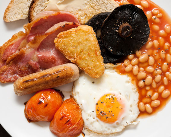 01 - Full English Breakfast