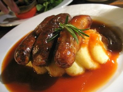 03 - Sausages and Mash Bangers and Mash