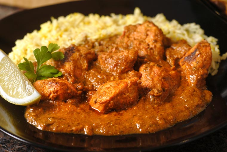 08 - Chicken Tikka Masala