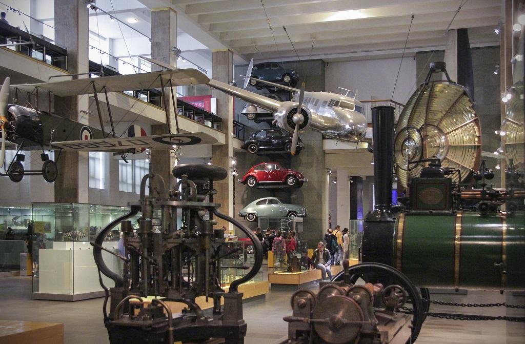 Museo Scienza E Tecnica.Science Museum Il Museo Della Scienza Informazioni E Orari